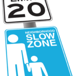 A Step Toward Slow Zones