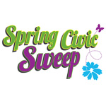 Join Us for the Spring Civic Sweep!