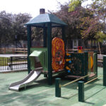 Check Out the New J.J. Byrne Playground: Ribbon Cutting Ceremony