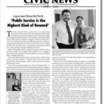 Civic News, June 2010: Lovgren Awards, Remembrances of an Editor, and More