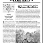Civic News, May 2010: Tupper Thomas, Livable Streets, and More
