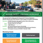 Seeing a Safer Fourth Avenue