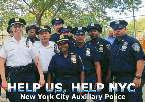 NYPD auxiliary group