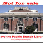 How You Can Help the Pacific Branch Library