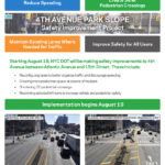 Safety Improvements on 4th Avenue