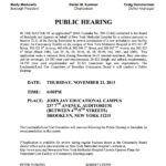 Public Hearing Tonight 11/21/13 – NYM Hospital expansion