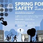 Spring for Safety – @Times Plaza