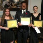 Civic Council Awards Scholarships to 4 Remarkable Students from the John Jay Educational Complex