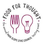 Food for Thought – Park Slope Civic Council's scholarship fundraiser