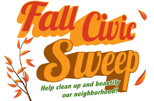 Fall Civic Sweep 2018