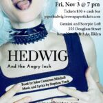 Hedwig and the Angry Inch – One Night Only (Nov. 3)