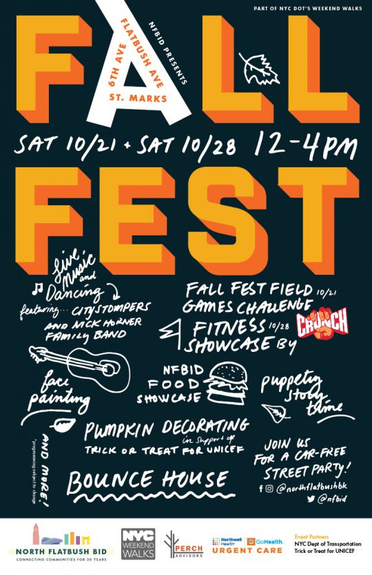 North Flatbush BID Presents: Fall Fest