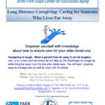 We're All In This Together: PSCC Co-Hosts Long Distance Caregiving Workshop
