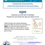 May 14: 5@55: The Five Legal Documents You Need by Age 55